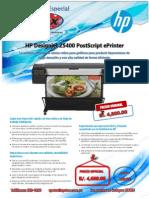 HP Designjet Z5400 plotter