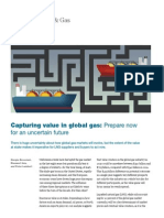 Capturing Value in Global Gas LNG