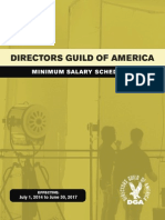 Dga Rates 2014 to 2017