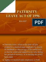 Other Social Legislations Laws