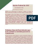 Constitución Federal de 1811.docx