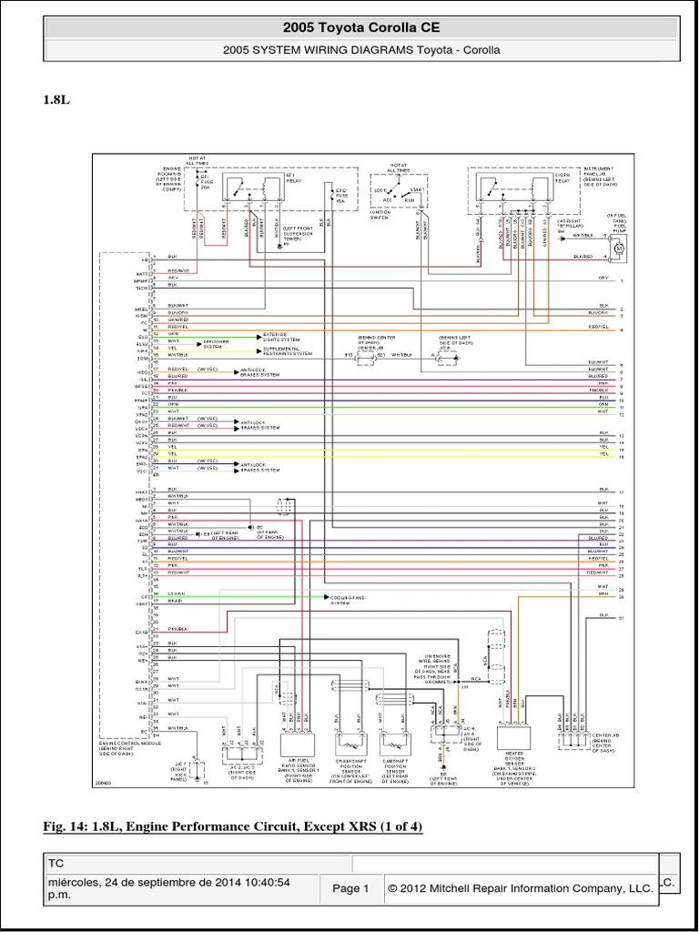 1zz fe 2005 pdf | fabricantes de autom�viles de jap�n | veh�culos con  tracci�n delantera