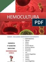 Hemocultura - trabalho da II unidade (quase pronto).pptx
