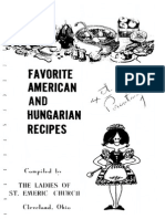The hungarian cookbook 151 most flavorful hungarian recipes st emeric church hungarian cookbookpdf forumfinder Choice Image