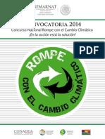 CONVOCATORIA ROMPE CAMBIO CLIMATICO 2014.pdf