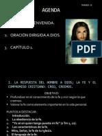 I. La respuesta del hombre a Dios -Part 1.ppt