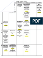 Planning 1er Sem 14-15
