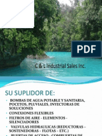 c&l Industrial Sales, Inc PDF