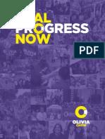 Olivia Chow Mayoral Platform