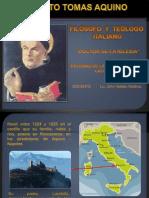biografia SANTO TOMAS DE AQUINO.pptx