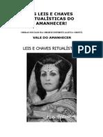 AS LEIS E CHAVES RITUALÍSTICAS DO AMANHECER.docx