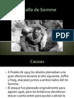 Batalla de Somme.pptx