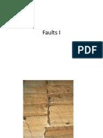 Faults Basics