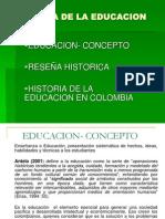 HISTORIA DE LA EDUCACION- PRESENTACION.ppt
