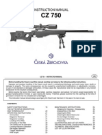 Cz750 Instruction Manual 2014 October