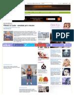 Fitness cu Luiza - sanatate prin miscare - Dietă & Fitness  Intretinere - Eva.ro