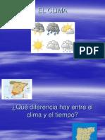 EL CLIMA EN ESPAÑA.ppt