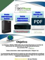 CENTRAL TELEFONICA SKYPHONE.pptx