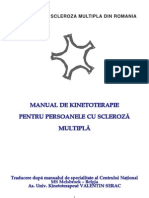 Manual de Kine Tot Era Pie Scleroza