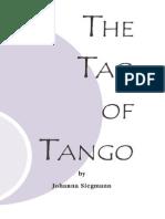 The Tao of Tango - Johanna Siegmann