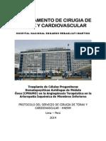 PROTOCOLO DEL SERVICIO CTCV - TERAPIA CELULAR EN ISQUEMIA CRÍTICA.pdf