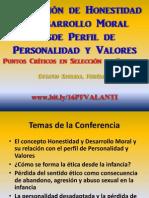 Conferencia Evaluación de Honestidad Y Desarrollo Moral Ps Octavio Escobar.pdf