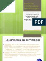 3.1 Evolucion Historica de la Epidemiologia Equipo 1.pptx