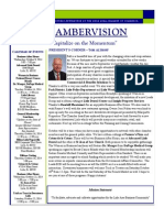 CHAMBERVISION - October 2014