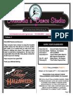 MDS Newsletter October-November 2014