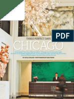 Three Perfect Days Chicago