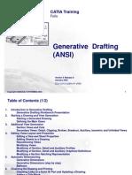 Generative Drafting (ANSI)