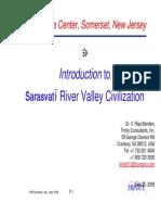 Lctr1.2 Satish SaraswatiRiverValleyCivilization