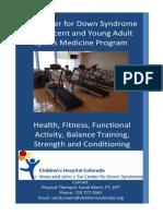 Sie Center Physical Fitness Program