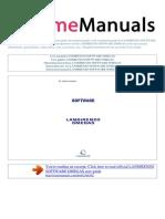 user manual landirenzo omegas software installation computer rh es scribd com Software User Manual Template Word TDS Manual
