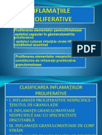 IInflamatii Proliferative