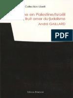 Le sionisme en Palestine - Israël.pdf