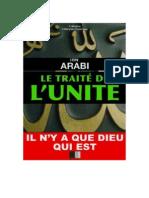 LE TRAITE DE L'UNITE - Ibn ARABI.pdf