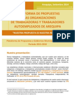 Plataforma Electoral 2014-2018 AREQUIPA.docx
