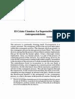 EL CRISTO CÓSMICO, LA SUPERACIÓN DEL ANTROPOCENTRISMO.pdf