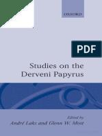 STUDIES-ON-THE-Derveni-Papyrus.pdf