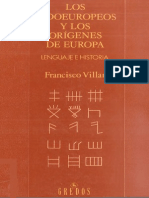 Francisco Villar - Los Indoeuropeos y los origenes de Europa.pdf