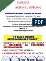 Aulas de Direito Internacional - Profa. Renata Barros.ppt
