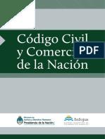 Código Civil y Comercial de La Nación 2014