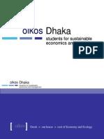oikos Dhaka