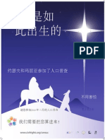 Chinese Christmas Census
