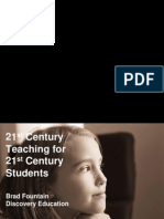 21st Century Teaching for 21st Century Students Black