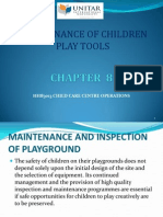 Chapter 8 - Maintenance of Children Play Tools_IP