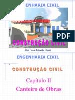 02. Cap. II  - Canteiro de Obras - Instalacoes.pdf