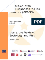 Sociology Literature Review WP1.04 Zinn
