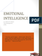 Emotional Intelligence Recovery Class